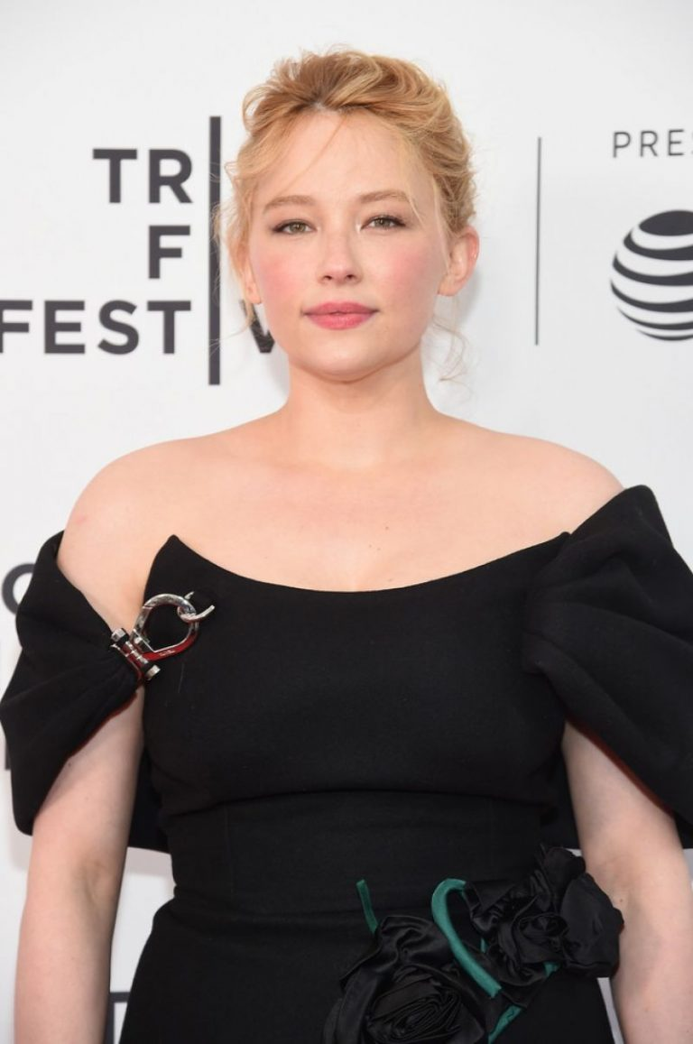 Haley Bennett pose for Swallow Screening at 2019 Tribeca Film Festival 2019/04/28 1