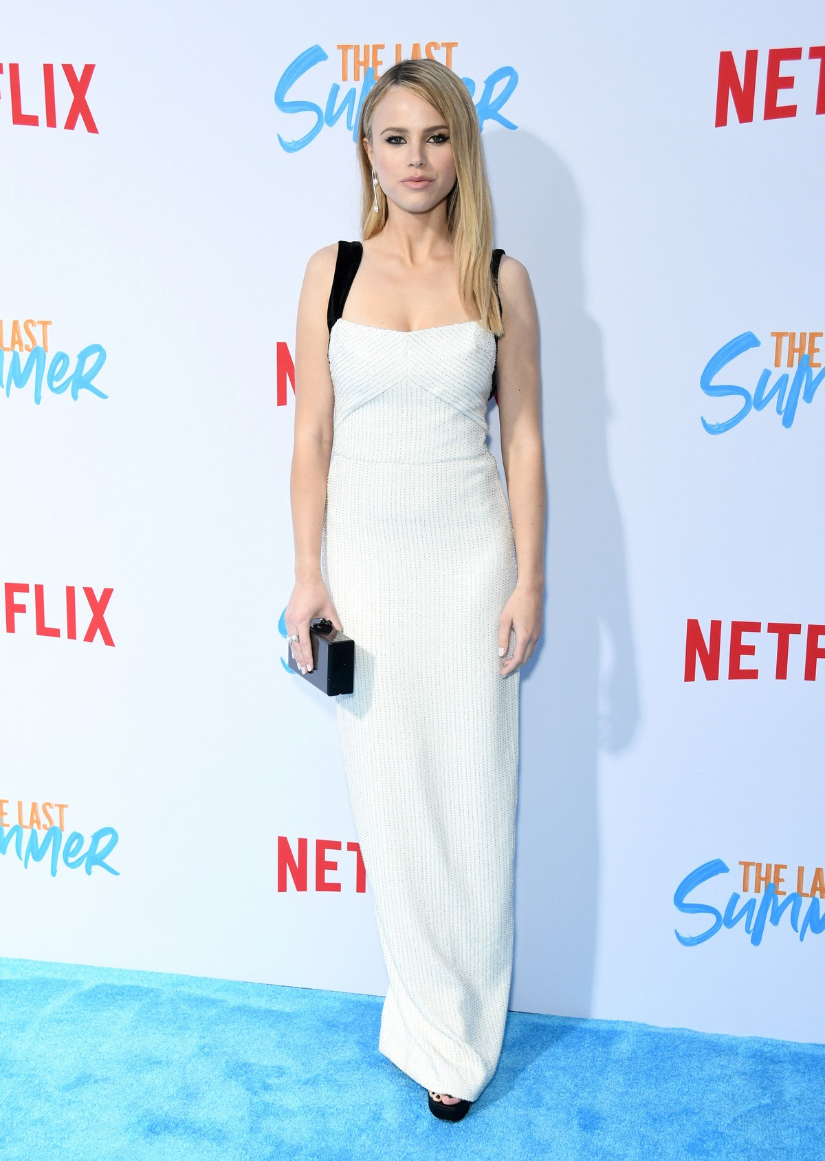 Halston Sage at Netflix's The Last Summer Screening in Los Angeles 2019/04/29 1