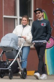 Hilary Duff and Matthew Koma Out in New York 2019/04/29 6