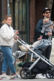 Hilary Duff and Matthew Koma Out in New York 2019/04/29 9