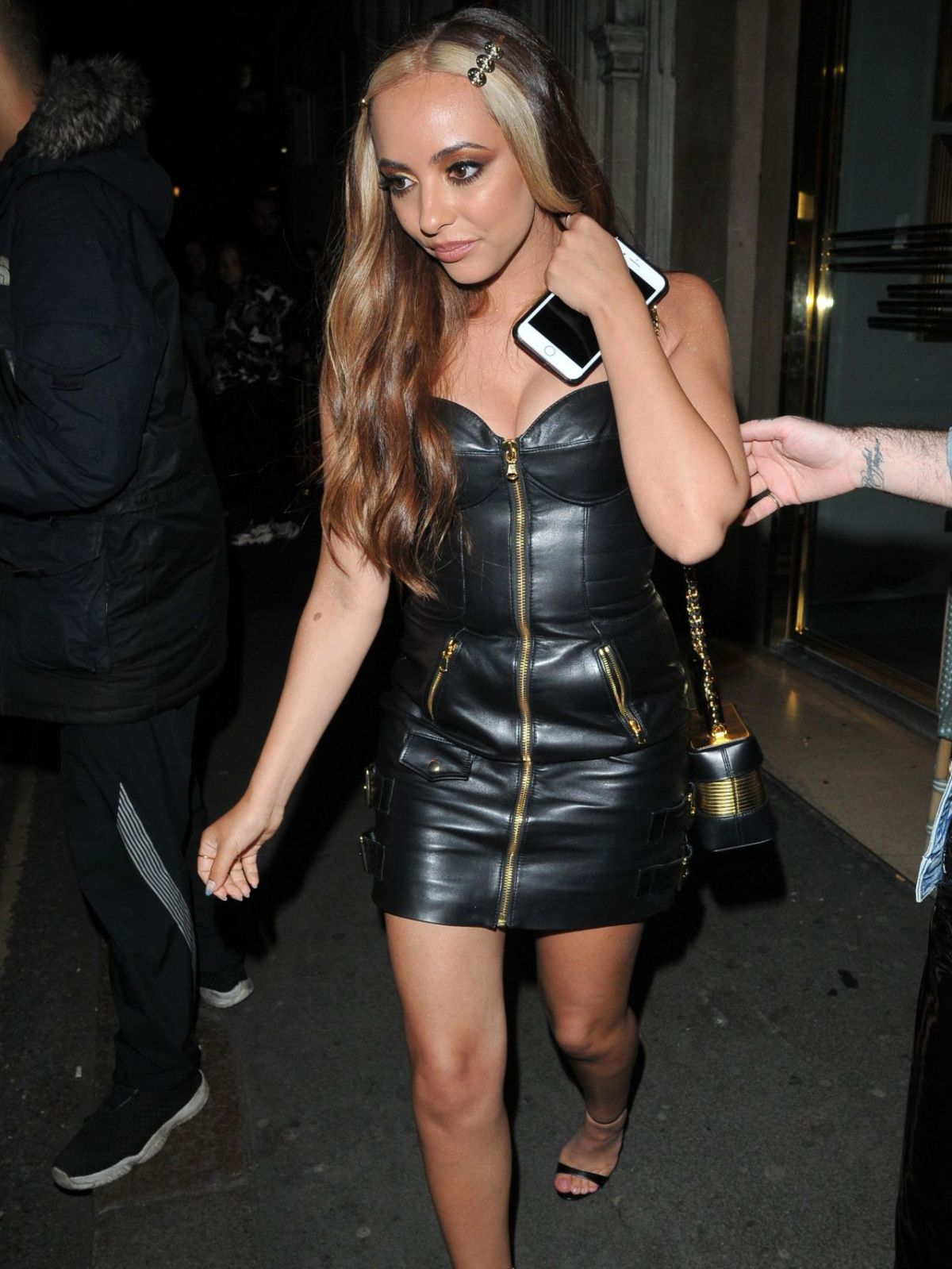 JADE THIRLWALL at Mahiki Nightclub in London 2019/04/18 1