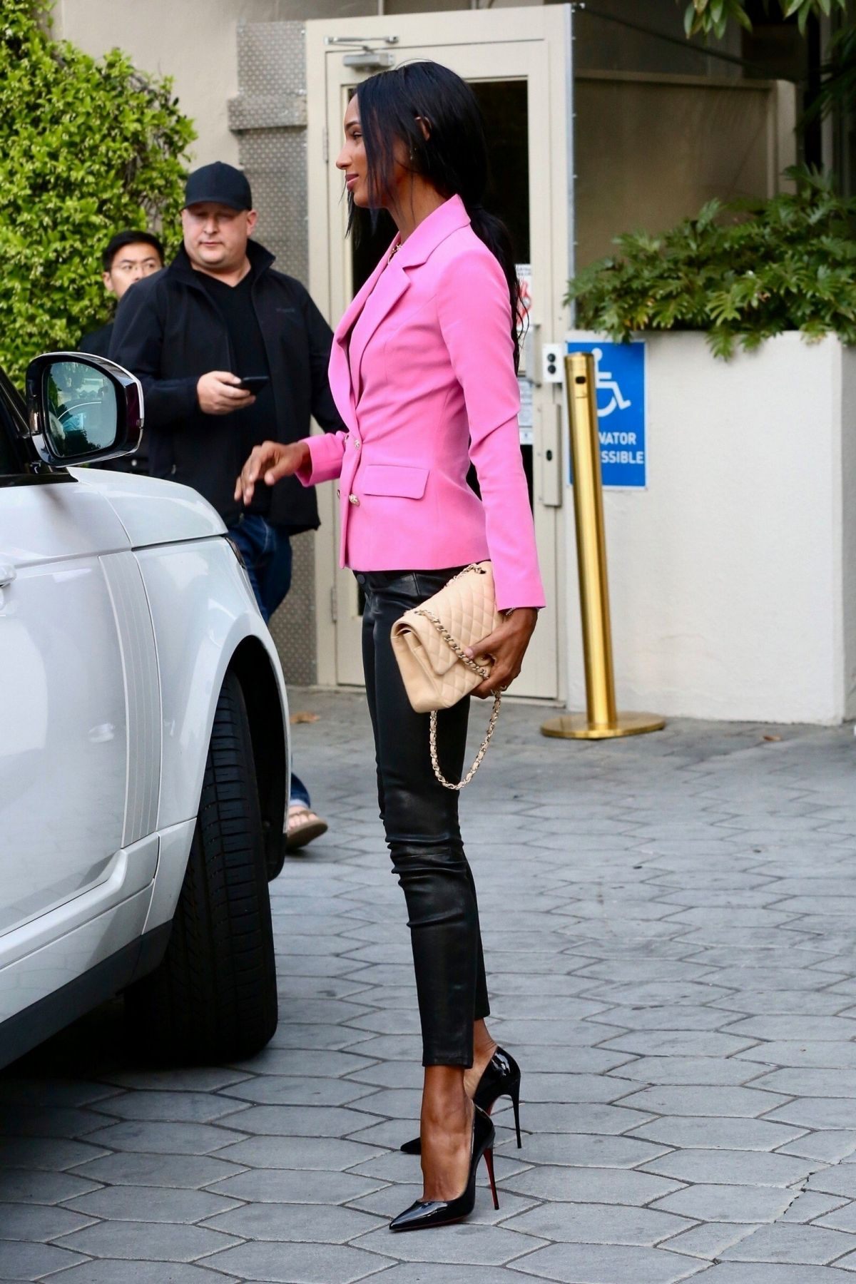 JASMINE TOOKES Out in Los Angeles 2019/04/25 1