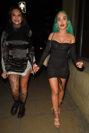 Jemma Lucy and Helen Briggs Night Out in Manchester 2019/04/20 2