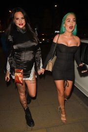 Jemma Lucy and Helen Briggs Night Out in Manchester 2019/04/20 5