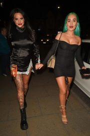 Jemma Lucy and Helen Briggs Night Out in Manchester 2019/04/20 6