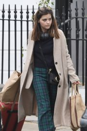 Jenna Coleman Shopping Out in London 2019/04/30 9