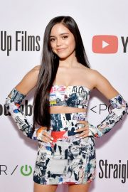 Jenna Ortega at Power On Premiere By Straight Up Films in Playa Vista, California 2019/04/24 2