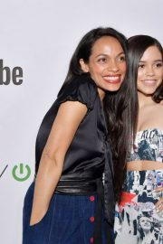 Jenna Ortega at Power On Premiere By Straight Up Films in Playa Vista, California 2019/04/24 3