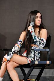 Jenna Ortega at Power On Premiere By Straight Up Films in Playa Vista, California 2019/04/24 5