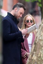 Jennifer Lawrence and Cooke Maroney Out in New York 2019/04/29 5