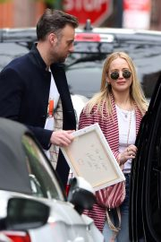 Jennifer Lawrence and Cooke Maroney Out in New York 2019/04/29 9