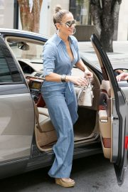 Jennifer Lopez and Alex Rodriguez Out for Lunch in Miami 2019/04/20 6
