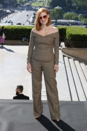 Jessica Chastain at X-Men: Dark Phoenix Photocall in Paris 2019/04/26 1