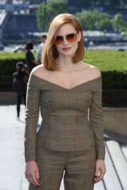 Jessica Chastain at X-Men: Dark Phoenix Photocall in Paris 2019/04/26 3