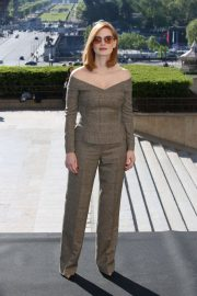 Jessica Chastain at X-Men: Dark Phoenix Photocall in Paris 2019/04/26 4
