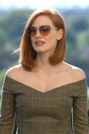 Jessica Chastain at X-Men: Dark Phoenix Photocall in Paris 2019/04/26 6