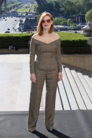 Jessica Chastain at X-Men: Dark Phoenix Photocall in Paris 2019/04/26 7