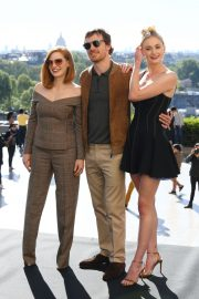 Jessica Chastain at X-Men: Dark Phoenix Photocall in Paris 2019/04/26 8