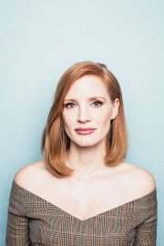 Jessica Chastain for Self Assignment, April 2019 1