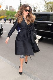Kate Beckinsale Arrives to Her Hotel in New York 2019/04/26 8