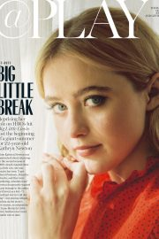 Kathryn Newton in Marie Claire Magazine, May 2019 2