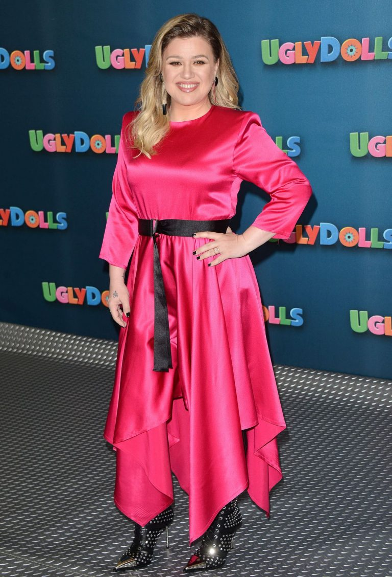 Kelly Clarkson at Uglydolls Photocall in Beverly Hills 2019/04/13 1
