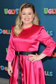 Kelly Clarkson at Uglydolls Photocall in Beverly Hills 2019/04/13 2