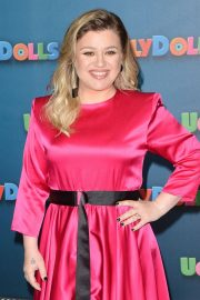Kelly Clarkson at Uglydolls Photocall in Beverly Hills 2019/04/13 4