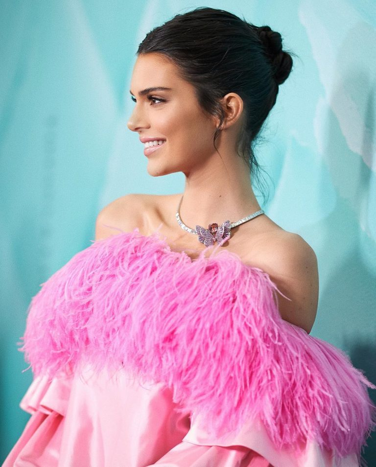 Kendall Jenner in Sydney at the Launch Party of Tiffany & Co. 2
