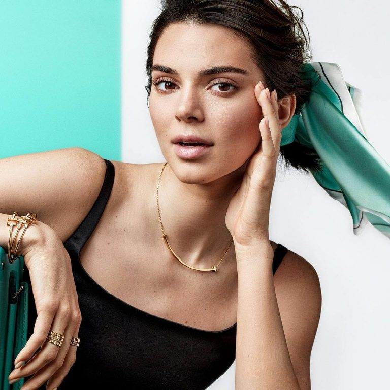 Kendall Jenner Photoshoot for Campaign of Tiffany & Co. 1