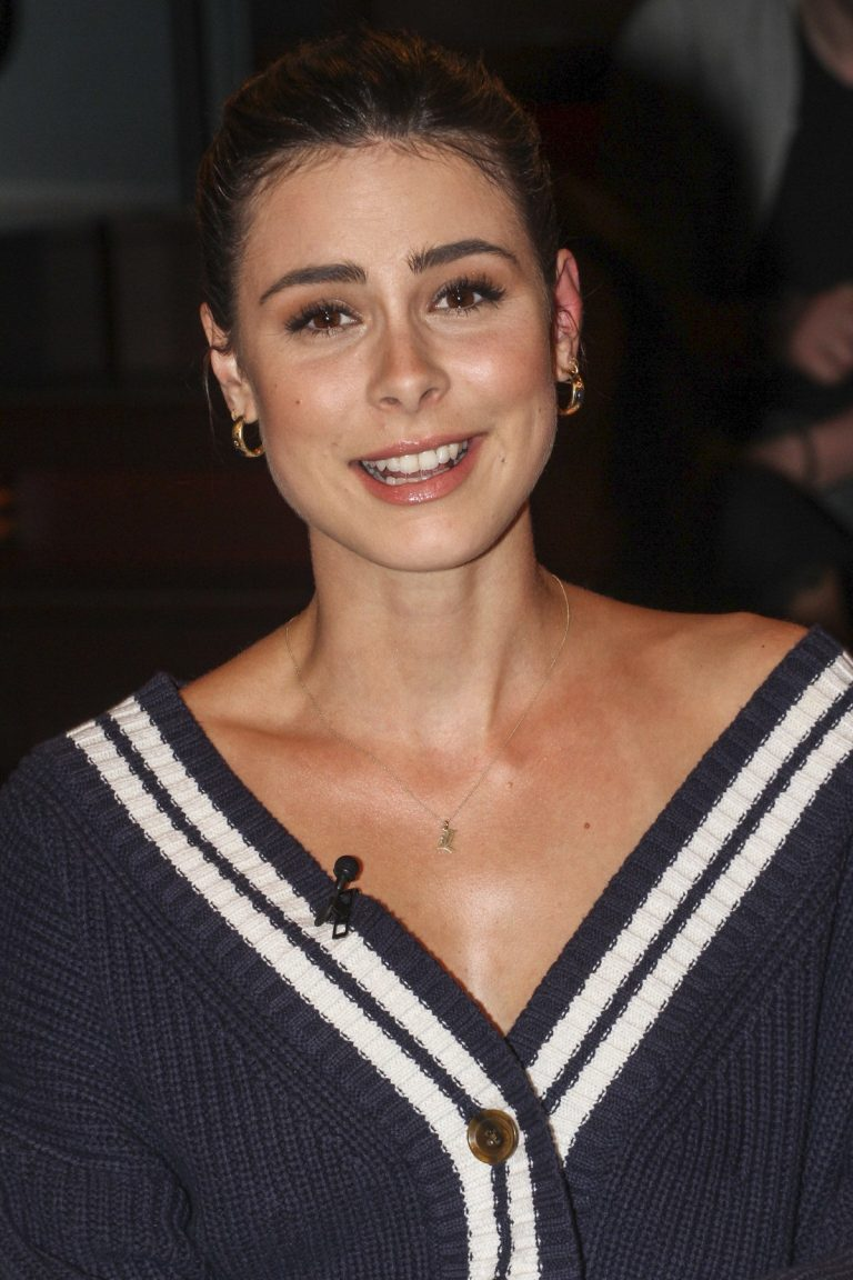 "Lena Meyer-Landrut at Talkshow ""Markus Lanz"" 2019/04/24 1"