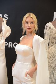 Lottie Moss at Pronovias Event at Barcelona Bridal Week 2019/04/25 1