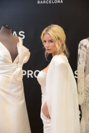 Lottie Moss at Pronovias Event at Barcelona Bridal Week 2019/04/25 2