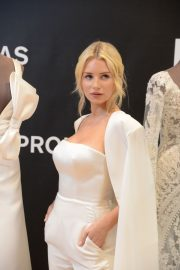 Lottie Moss at Pronovias Event at Barcelona Bridal Week 2019/04/25 3