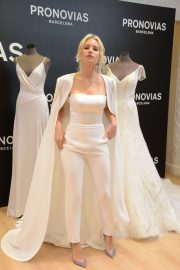 Lottie Moss at Pronovias Event at Barcelona Bridal Week 2019/04/25 4