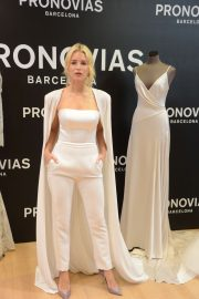 Lottie Moss at Pronovias Event at Barcelona Bridal Week 2019/04/25 7