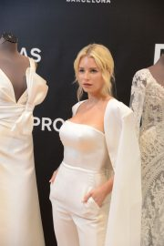 Lottie Moss at Pronovias Event at Barcelona Bridal Week 2019/04/25 10