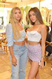 Madison Beer and Sofia Richie at Talita Von Furstenberg Celebrates Her First Collection for DVF in Hollywood 2019/04/25 2