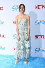 Maia Mitchell at Netflix's The Last Summer screening in Los Angeles 2019/04/29 2
