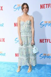 Maia Mitchell at Netflix's The Last Summer screening in Los Angeles 2019/04/29 3