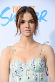 Maia Mitchell at Netflix's The Last Summer screening in Los Angeles 2019/04/29 4