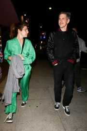 Marisa Tomei with Her Brother at Largo at the Coronet in Los Angeles 2019/04/28 7