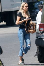 Melissa Ordway at a Thursday Afternoon on Melrose Place in Los Angeles 2019/04/25 3