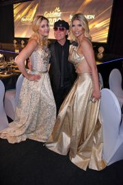 "Micaela Schafer and Yvonne Woelke at Touristik Awards ""Goldene Sonne"" in Kalkar 2019/04/27 2"