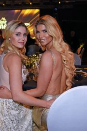"Micaela Schafer and Yvonne Woelke at Touristik Awards ""Goldene Sonne"" in Kalkar 2019/04/27 4"
