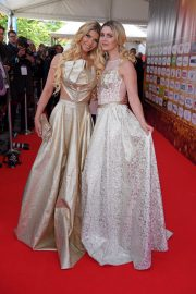 "Micaela Schafer and Yvonne Woelke at Touristik Awards ""Goldene Sonne"" in Kalkar 2019/04/27 9"