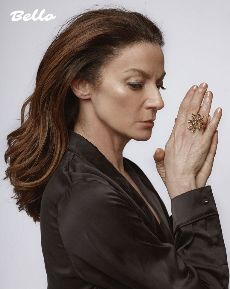 Michelle Gomez in Bello Magazine, April 2019 1