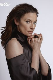Michelle Gomez in Bello Magazine, April 2019 3