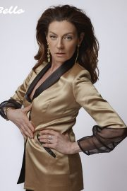 Michelle Gomez in Bello Magazine, April 2019 7