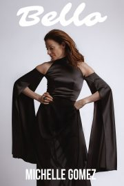 Michelle Gomez in Bello Magazine, April 2019 11